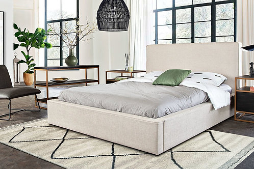 Cloud Dream Sand Platform Bed