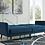 Thumbnail: Angel Mesilla Contemporary Blue Flip Flop Sofa