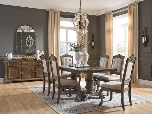 Charmond Angel Brown Table