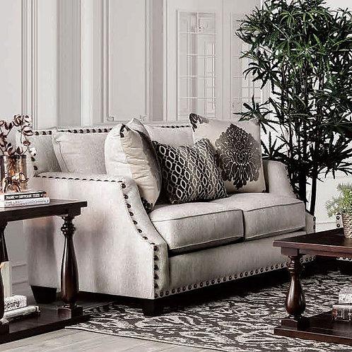 CORNELIA Imprad Transitional Beige Sofa