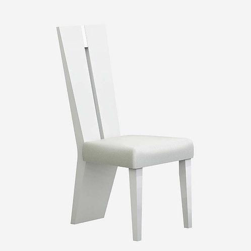 313 GU Modern White Dining Chair