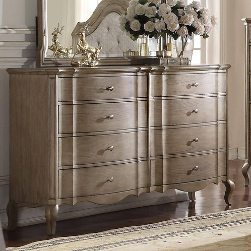 Chelmsford All Dresser Antique Taupe