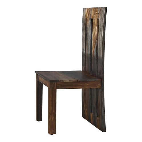 Paloma Cali Grey Sheesham Chair