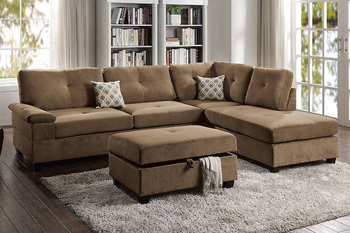 Truffle Reversible Sectional Port 6426