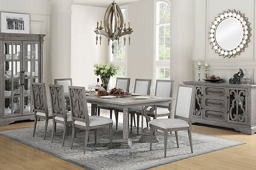 Artesia All Salvaged Natural Finish Table