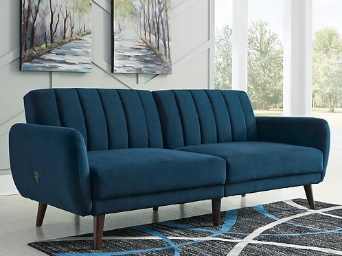 Angel Mesilla Contemporary Blue Flip Flop Sofa