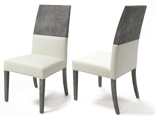Vigo Novo Prato Shar Mattee Concrete Finish Chair