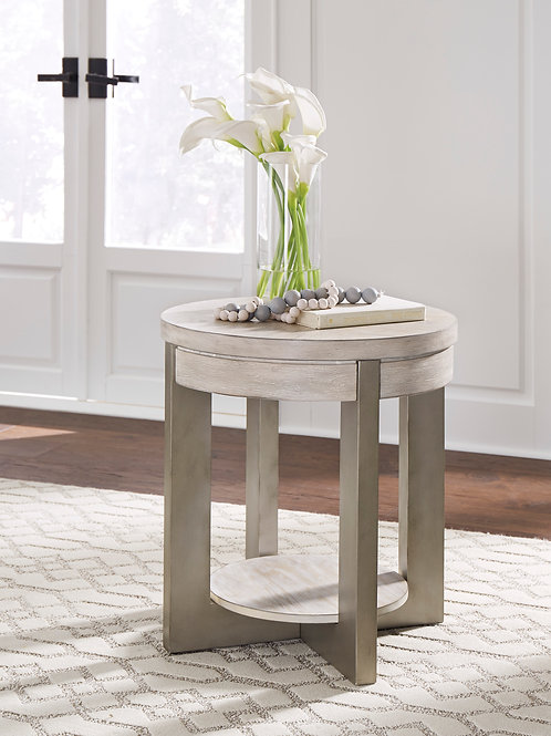 Urlander Angel Round End Table