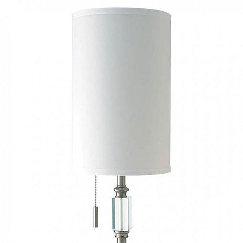 Aya Imprad Crystal White Table Lamp