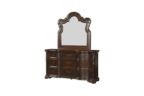 Henry Royal Highlands Traditional Rich Cherry Dresser