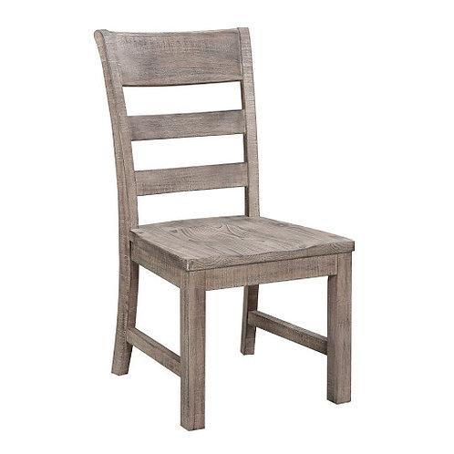 Emeral Dakota Rustic Pine Side Chair