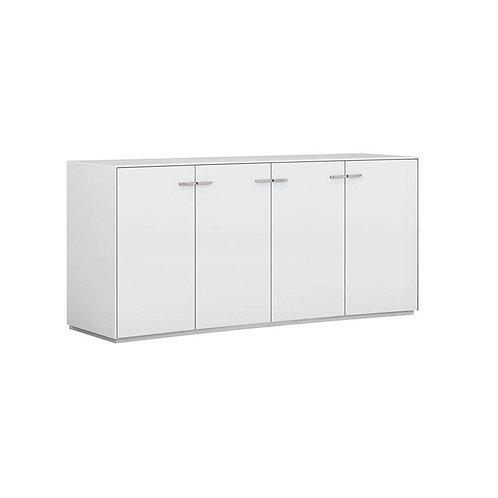 313 GU White Modern Buffet