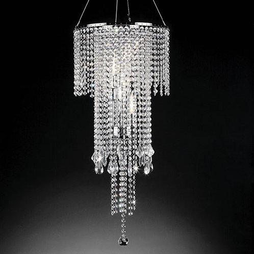 Alrai Imprad Clear Metal Ceiling Lamp