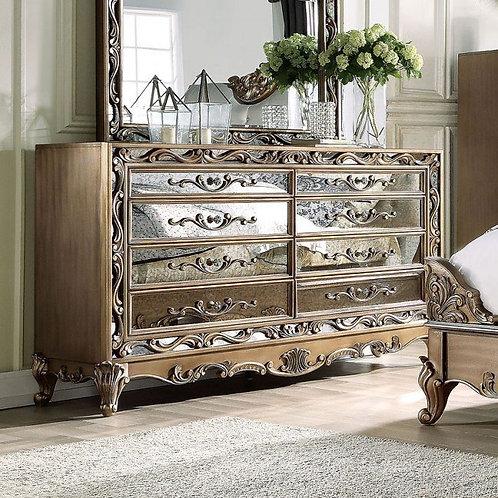 Orianne All Dresser Antique Gold