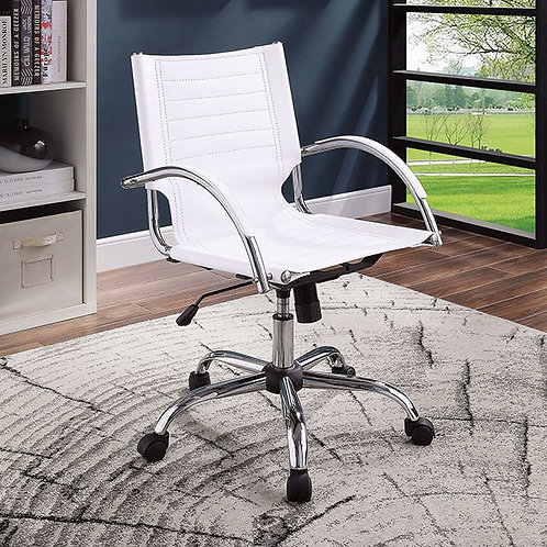 Canico Imprad White Office Chair