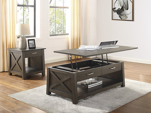 Henry Traine Brown Coffee Table
