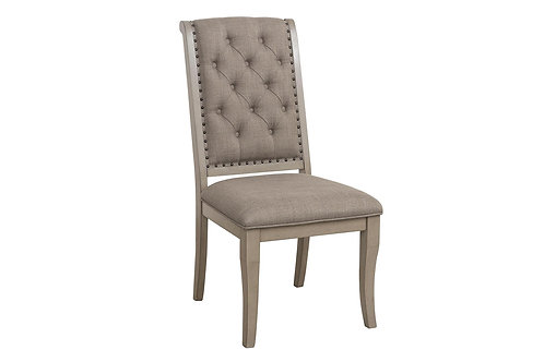 Vermillion Henry Side Chair