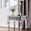 Thumbnail: Noralie All 81417 Mirrored End Table