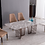 Thumbnail: 309 AE Faux Marble Dining Table
