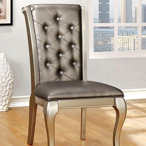 Amina Imprad Champagne Chair