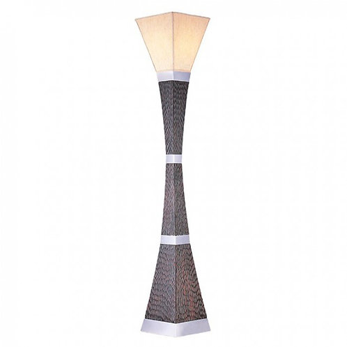 Pandora Imprad Black/Silver Floor Lamp