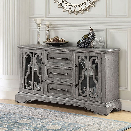Artesia All Salvaged Natural Finish Server
