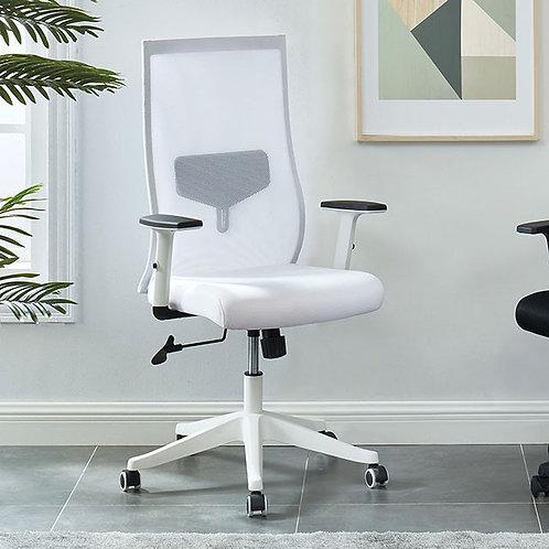 Orli Imprad White Office Chair