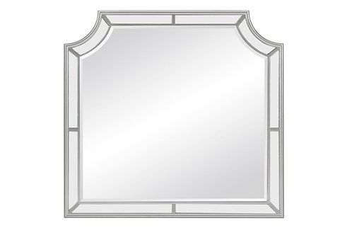 Avondale Henry Silver Mirror
