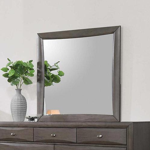 Phoenix Cali Square Mirror Coco Grey