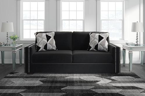 Gleston Angel Velvet Sofa