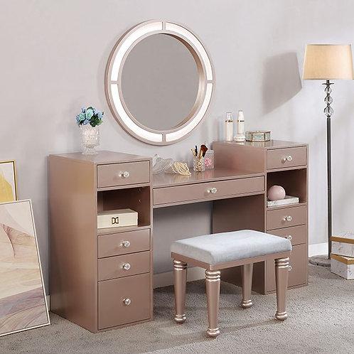 Yasmine Imprad Blush Vanity Set