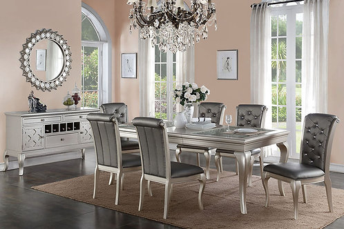 Gray Dining Table Port 2151