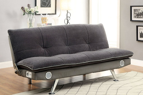 GALLAGHER Imprad Bluetooth Speakers Gray Futon
