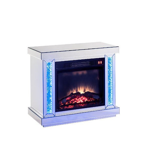 All 90864 LED Glam Noralie Fireplace