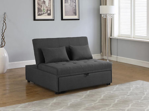 Lance Cale Grey Sofa Bed
