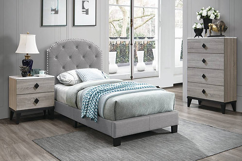 Light Gray Bed Port 9573