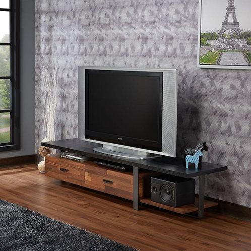 All  Elling TV Stand - 91235 - Walnut & Black