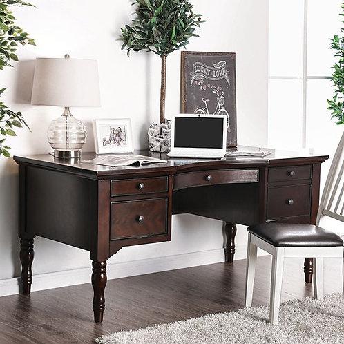 Lewis Imrad Dark Walnut Office Desk