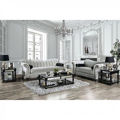 MARVIN Imprad Chenille Sofa