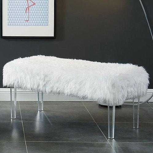ZYANA Imprad White Bench