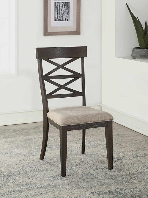 7811 Milt Antique Brown Dining chair