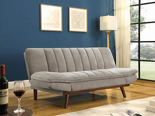 Keswick Cali Adjustable Sofa Bed (Futon) Beige