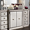 Thumbnail: T1803 Best Mirrored Silver Sideboard