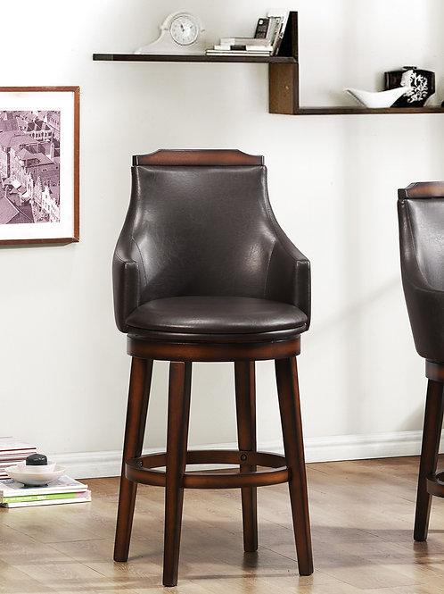 Bayshore Henry Swivel Pub Height Chair