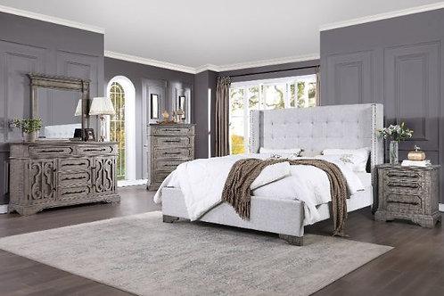 All ARTESIA Tan Fabric Bed