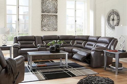 Kincord Angel Power Reclining Sectional