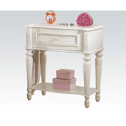 Dorothy All Nightstand Ivory