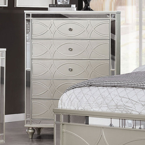 MANAR Imprad Transitional Silver Chest