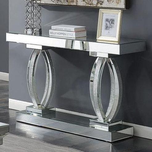 Avonlea Cali Sofa Table Mirrored