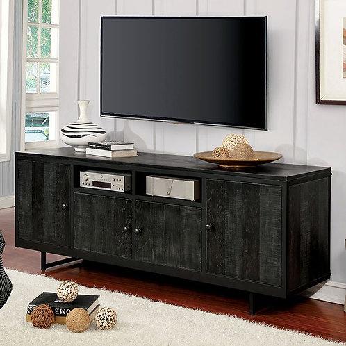 REGUA Imprad TV Stand  Rustik Black